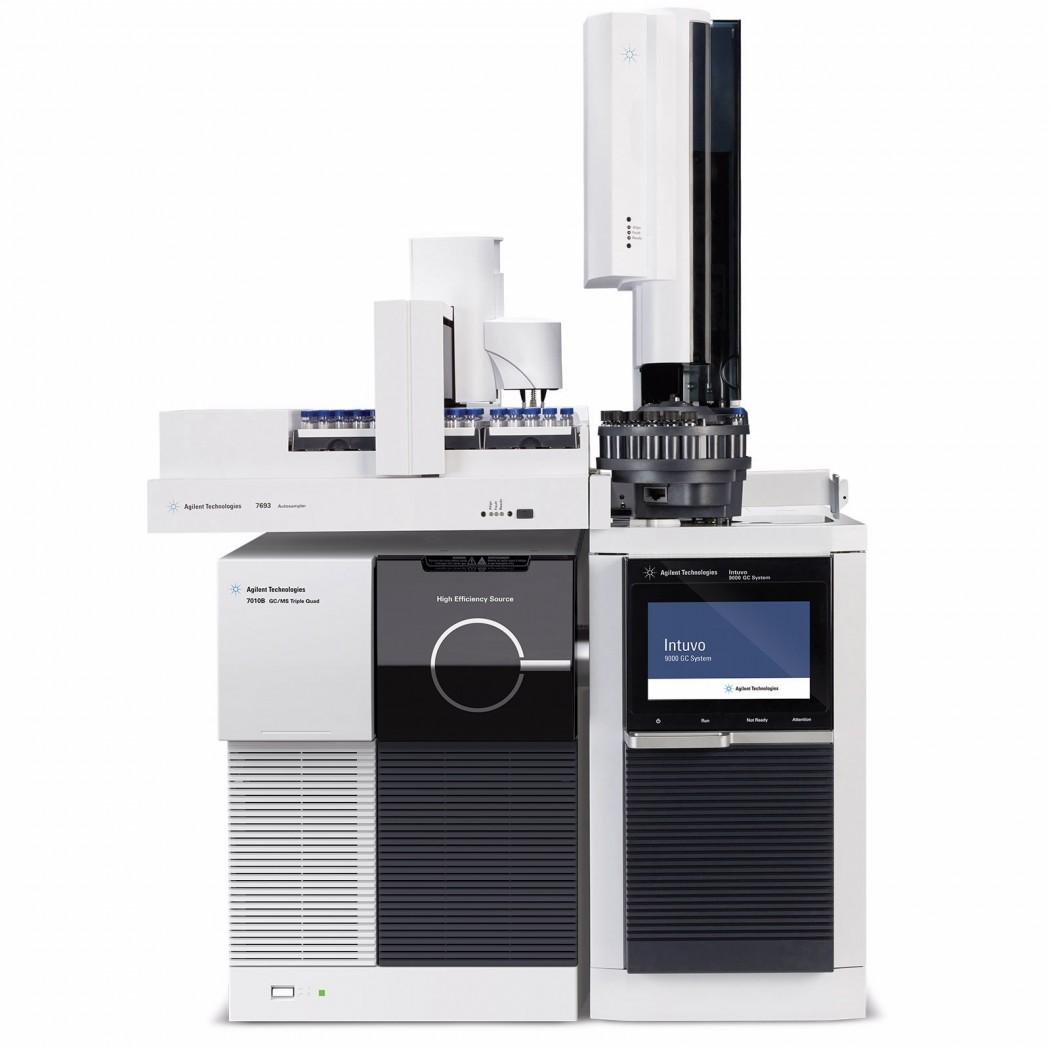 Газовая хроматография Intuvo
